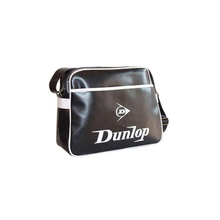 Retro taška Dunlop - Black White 8d7513e2061