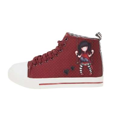 Santoro London - Dívčí kotníkové tenisky - Gorjuss - Ruby 54561ec4624