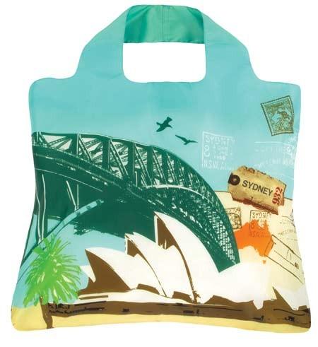 Envirosax - Skládací Nákupní Taška - Travel - Sydney