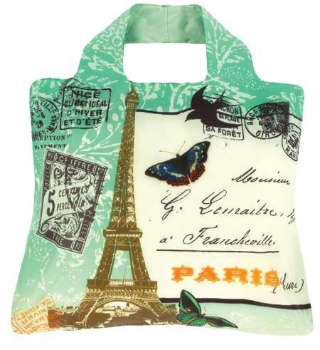 Envirosax - Skládací Nákupní Taška - Travel - Paris