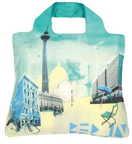 Envirosax - Skládací Nákupní Taška - Travel - Berlin