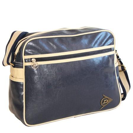Taška přes rameno - Dunlop Classic Blue aec500facd1