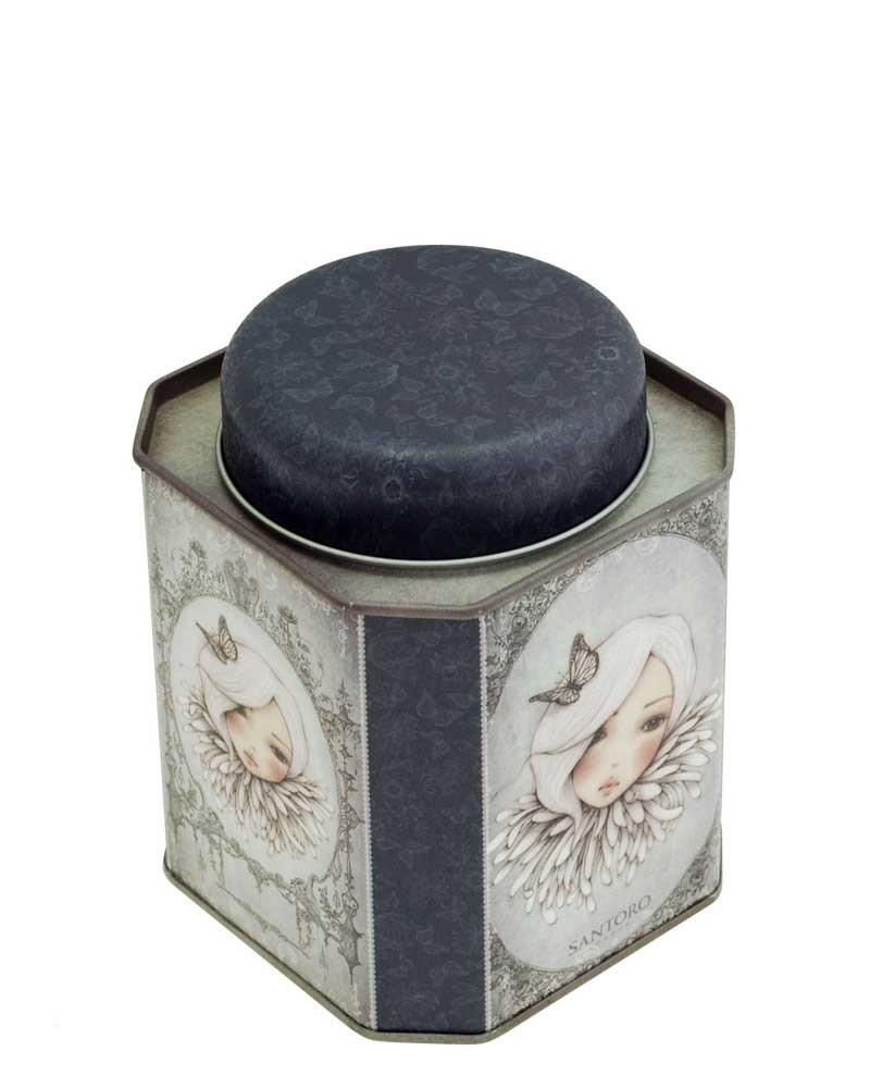 Santoro London - Plechová krabička - Mirabelle - Augustine
