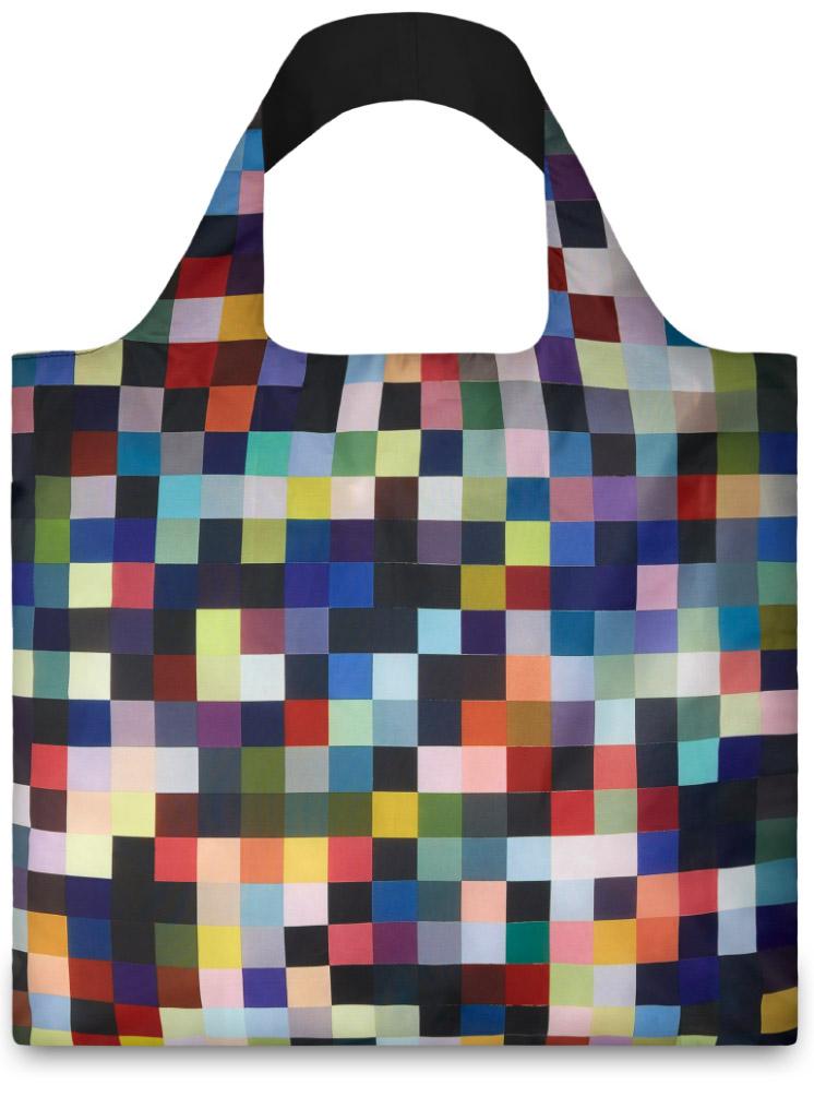 LOQI - Skládací Nákupní Taška - Museum - Gerhard Richter