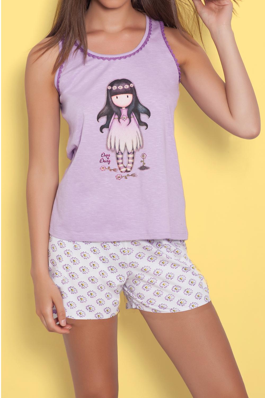 Santoro London - Dívčí pyžamo - Gorjuss - Oops a Daisy