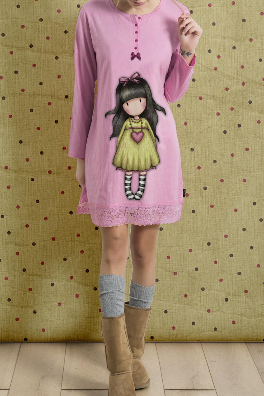 Santoro London - Dívčí Noční košile - Gorjuss - Heartfelt