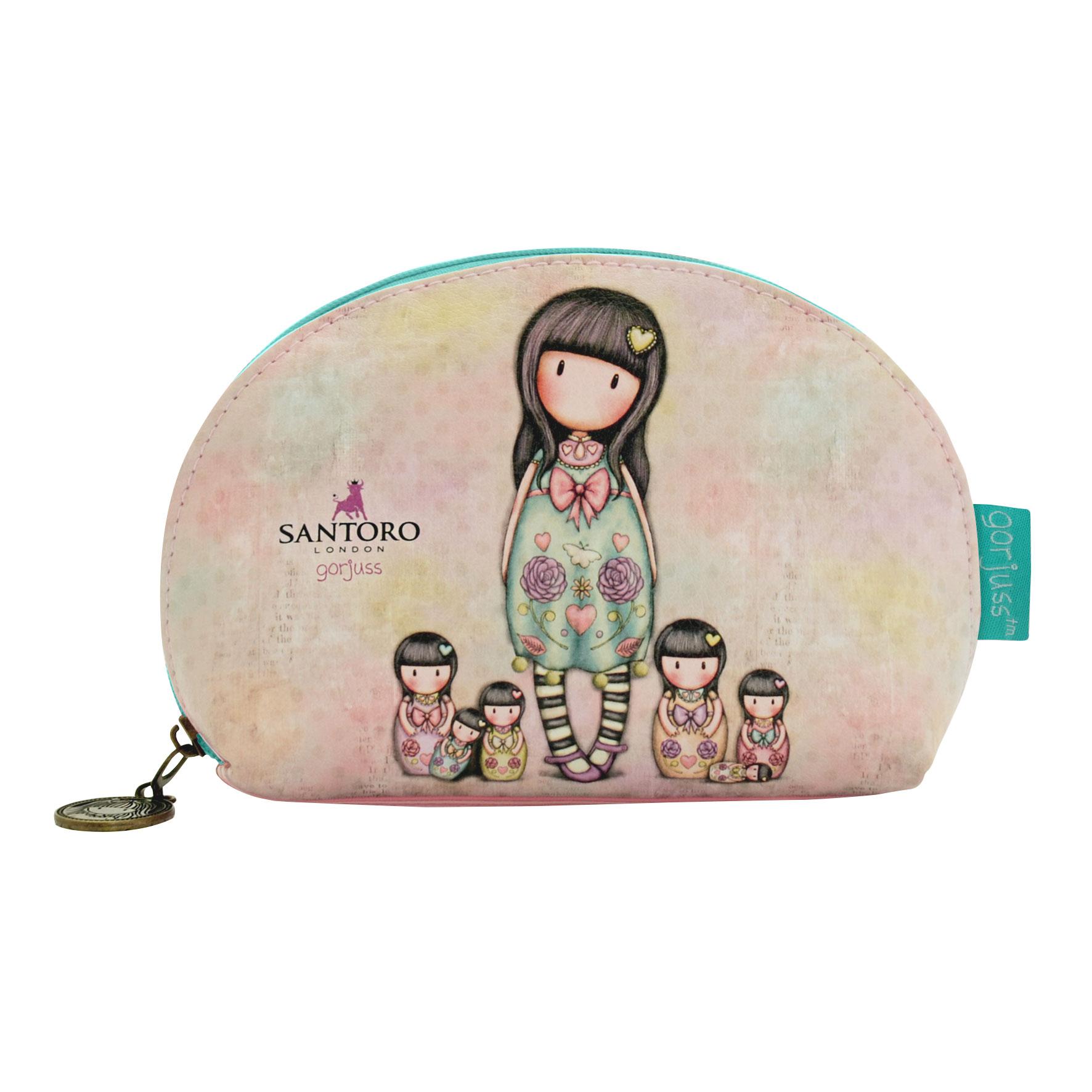 Santoro London - Kosmetická taška - Gorjuss - Seven Sisters