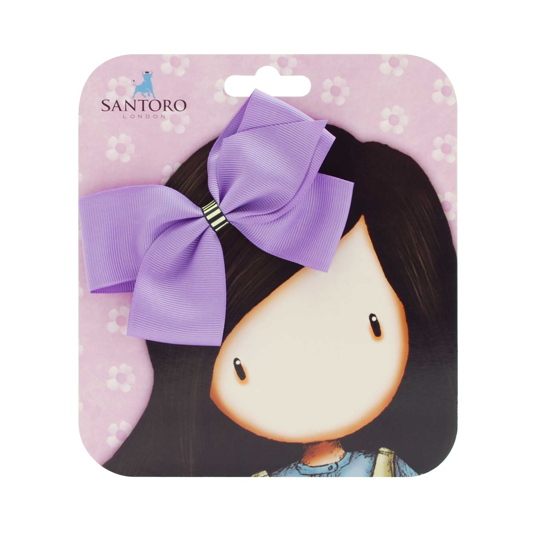 Santoro London - Sponka do vlasů Mašlička - Gorjuss - Hyacinth fd0785e64a