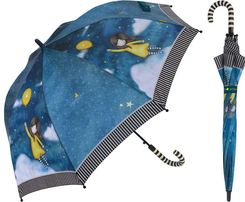 Santoro London - Deštník (velký) - Gorjuss - Fly Away With Me