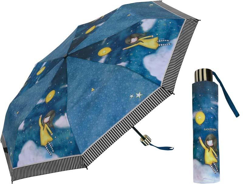 Santoro London - Deštník - Gorjuss - Fly Away With Me