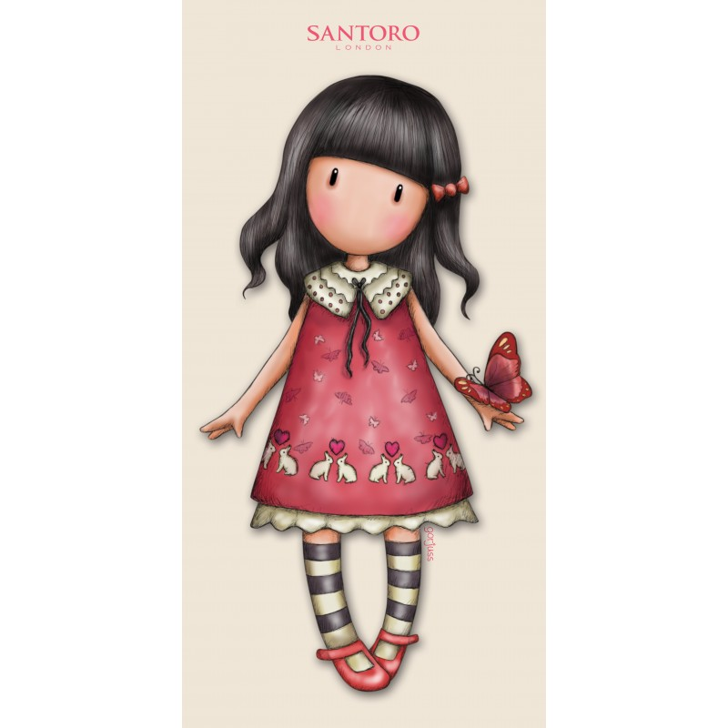 Santoro London - Osuška 70x140 cm - Gorjuss - Time To Fly